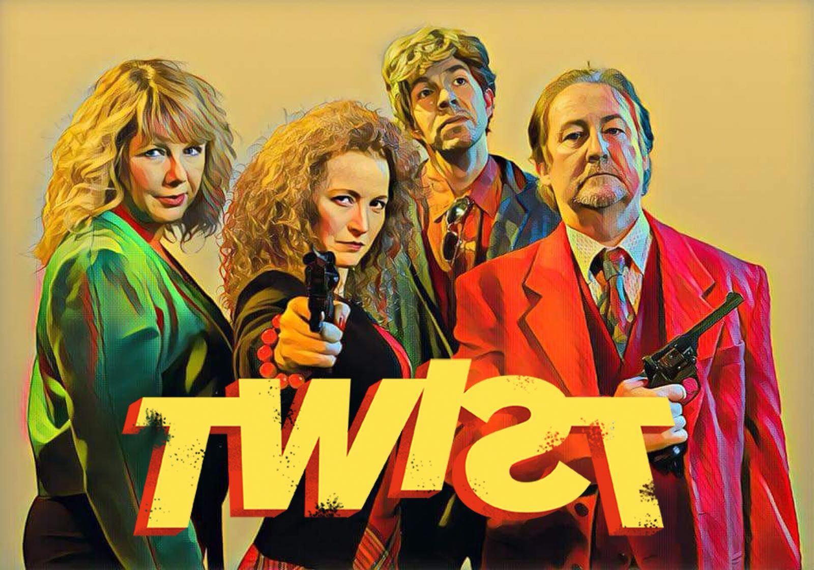 An interview with Miles Tredinnick writer of Twist